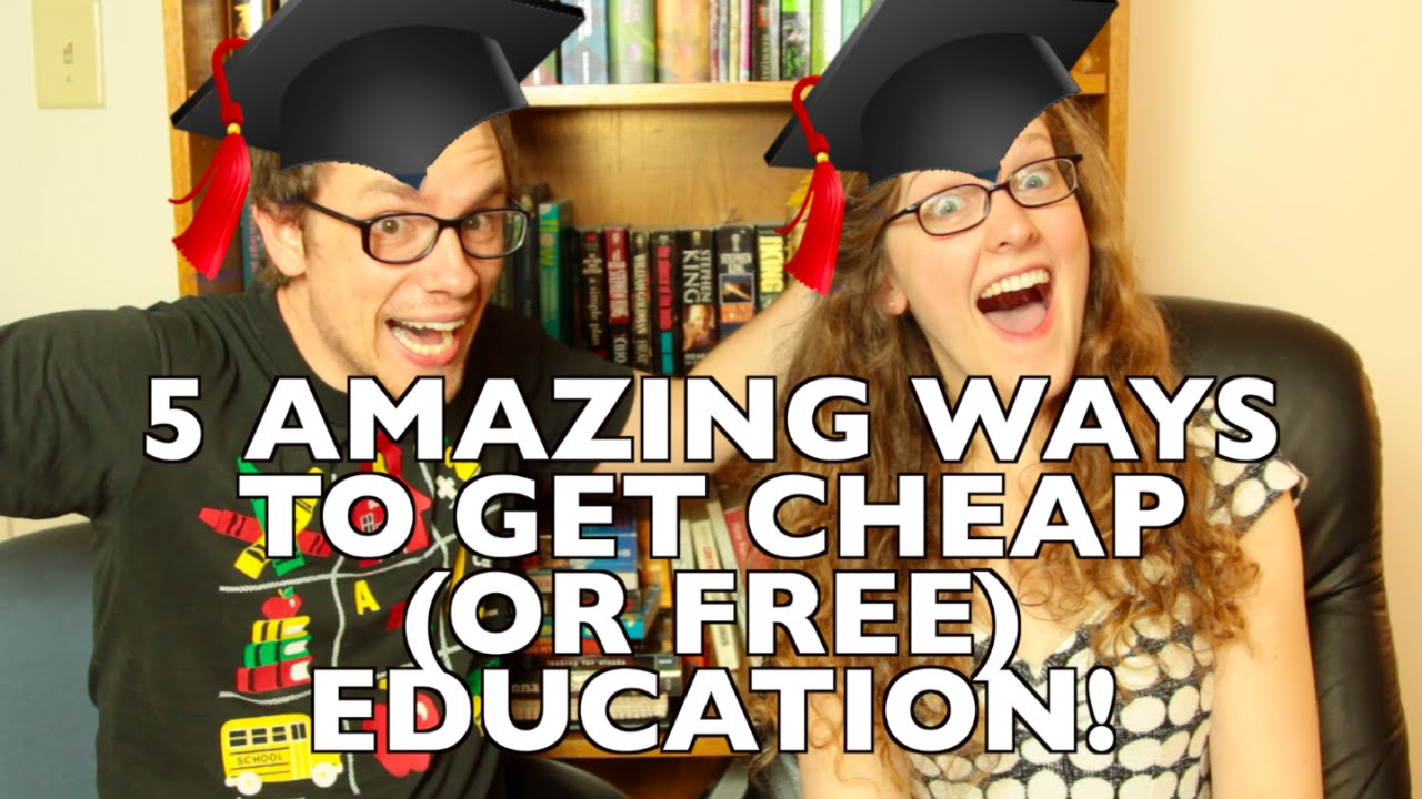 5 Life-Changing Ways to Get an Education Without Going Broke!