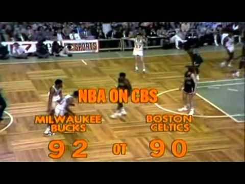 1974 NBA Finals Gm. 6 Bucks vs. Celtics