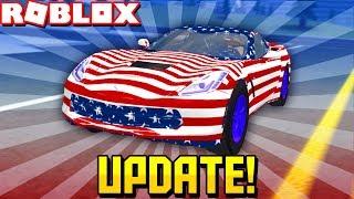 *CODE* Vehicle Simulator AMERICA Update + Discussion Video (Roblox)