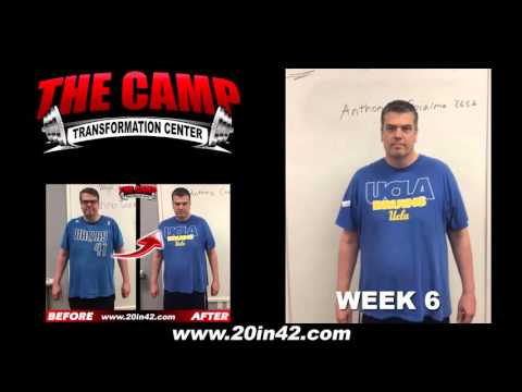 Oxnard Fitness 6 Week Challenge Result  Giaimo Anthony