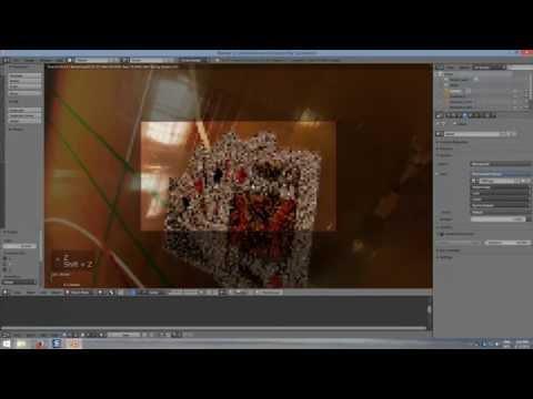 Card Modeling and rendering in Blender