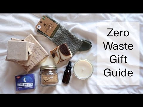 Zero Waste Christmas Gift Ideas | Minimalist + Thrifty