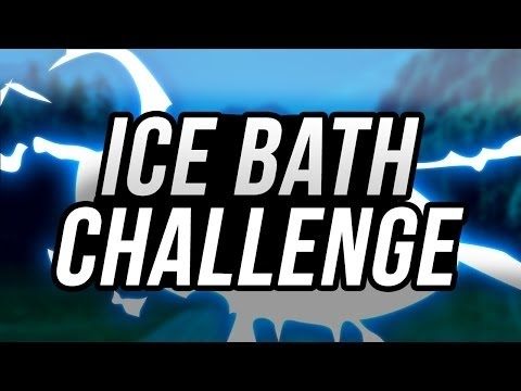 Ice Bath Challenge 100 Subscriber Special!