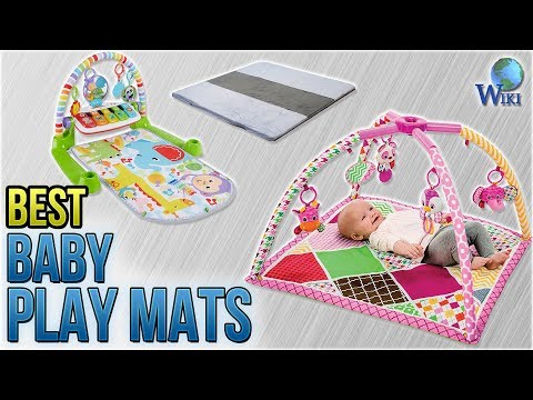 10 Best Baby Play Mats 2018