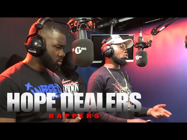 Hope Dealers - Fire In The Booth