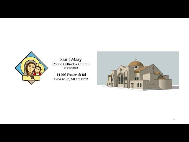 Message from Fr Mena Attwa