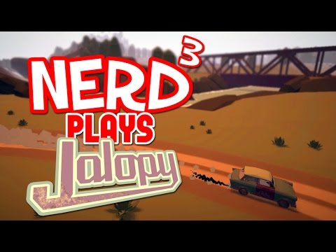 Nerd³ Plays... Jalopy - The Road Trip Game