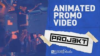 Promotional Video For 2 Nightclubs (Proj3kt & Mode)