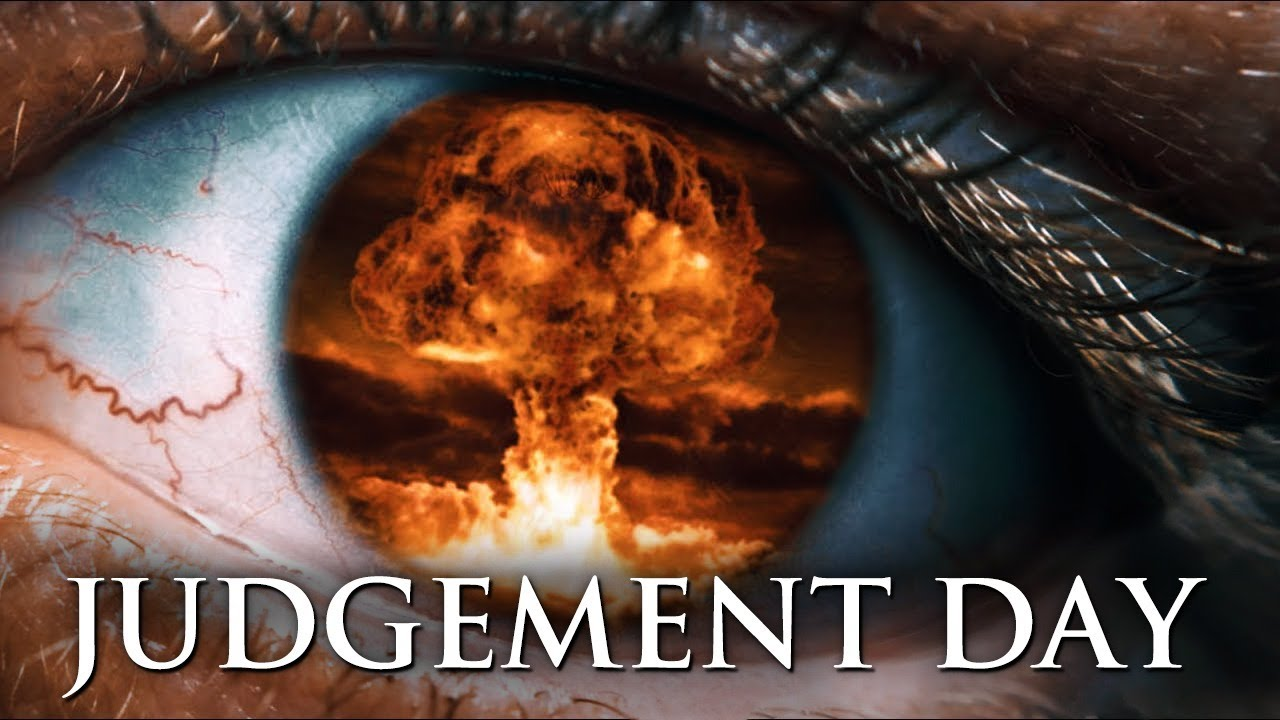 You Will Be Judged On Judgment Day (There Is No Escaping It)