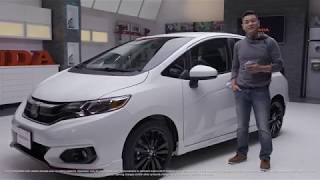 Introducing the All New 2018 Honda Fit Sport