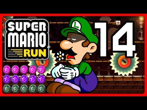 SUPER MARIO RUN Part 14: Die Bonus-Level der Farb-Röhren [ENDE]