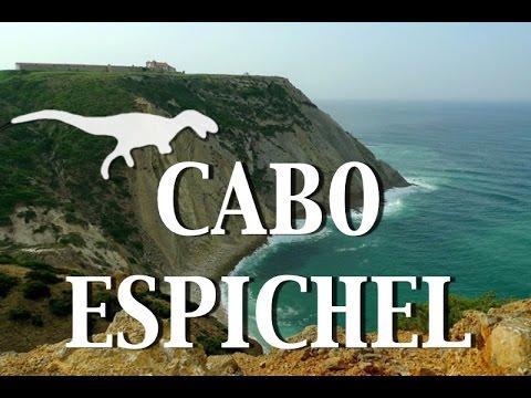 Cabo Espichel - Dinosaur trackway adventure