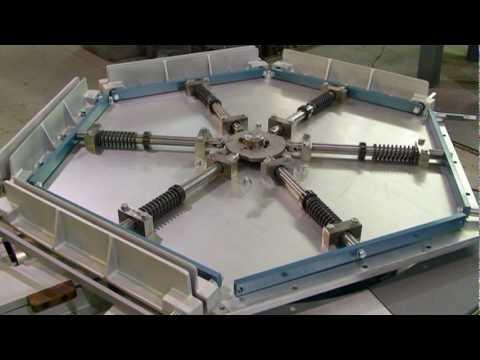 Brackett circular padder rebuild process youtube for Brackett watches