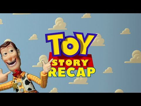 All Toy Story Movies Recap in 5 Minutes or Less! (Toy Story 1, 2 & 3 Recap!)
