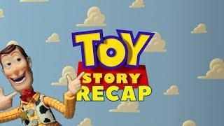 Всі іграшки з фільму Історія повторення в 5 хвилин або менше! (Історія Іграшок 1, 2 & 3 Повторення!)