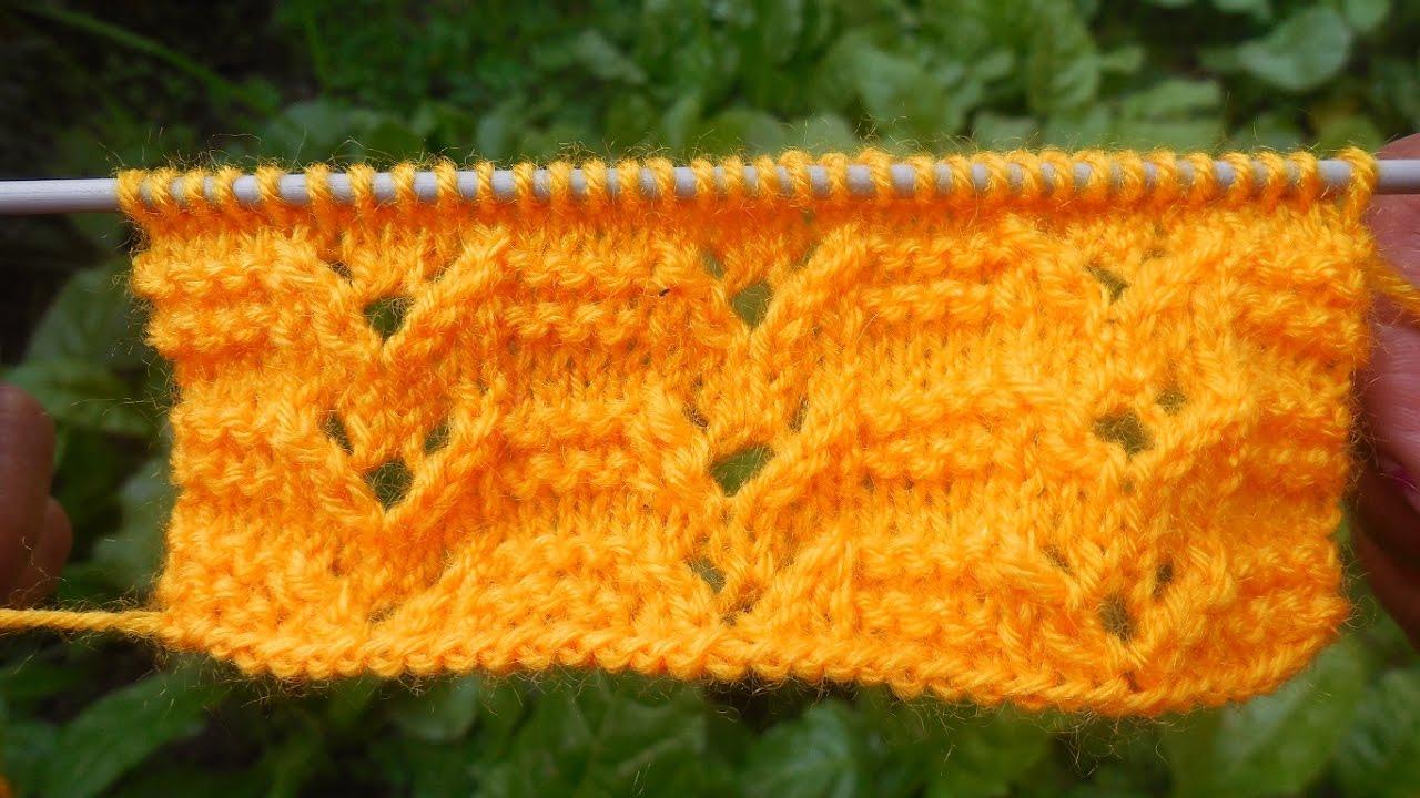 Knitting Pattern Latest Sweater Design 44 Youtube