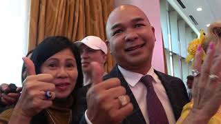 Gervonta Davis Mobbed By Pacquiao Family Want Pics! EsNews Boxing
