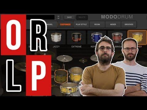 IK Multimedia MODO Drum - TEST