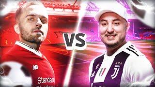 SQUEEZIE VS GOTAGA SUR FIFA 21 ! ⚽