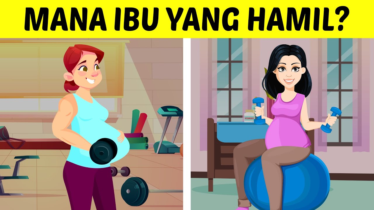 HAMPIR 99% ORANG INDONESIA GAK BISA JAWAB TEKA-TEKI LOGIKA PALING SULIT INI
