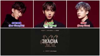 Stray Kids 3RACHA (스트레이 키즈 쓰리라차) - Runner's High [Han|Rom|Eng Color Coded Lyrics]