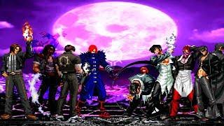 Team Kyo VS Team Iori | (De Los Más Fuertes)