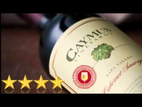 Best Wine-Caymus Vineyards Napa Valley Cabernet Sauvignon 2011 Review