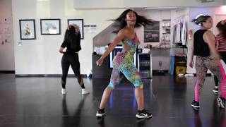 "Nicole Steen's HIP HOP TWERK to ""Money"" by Cardi B"