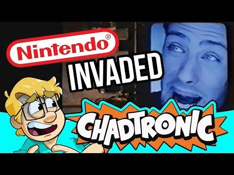 The Invasion of Nintendo - Chadtronic Reaction