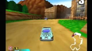 Choro Q 2 - Nintendo 64