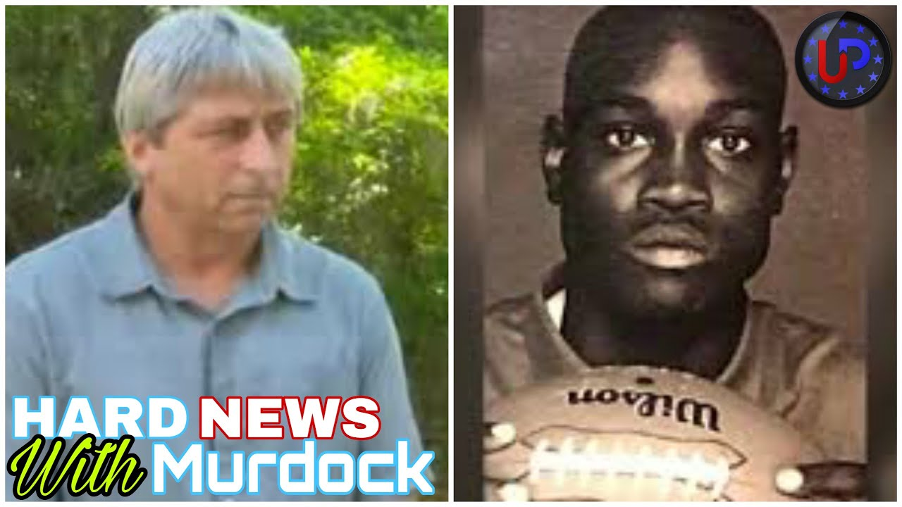 Hard News with Murdock:Third suspect charged in Ahmaud Arbery case