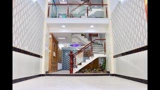 Nhà Bán Tân Bình l 4 x 16m đúc 4 lầu thiết kế cực xinh Khu đồng bộ 200 căn Rất đẹp Phạm Văn Bạch