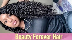 Hair review|Beauty forever malaysian curly hair review
