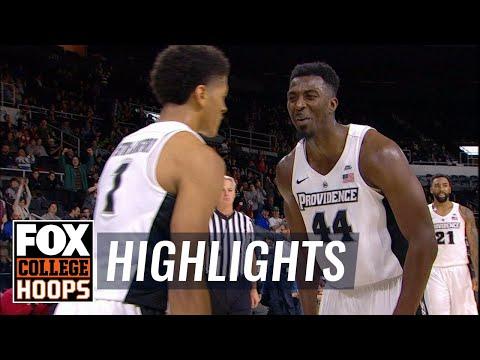 Providence vs Stony Brook | Highlights | FOX COLLEGE HOOPS