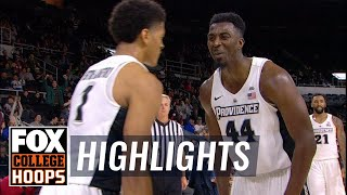 Providence vs Stony Brook | Highlights | FOX COLLEGE HOOPS