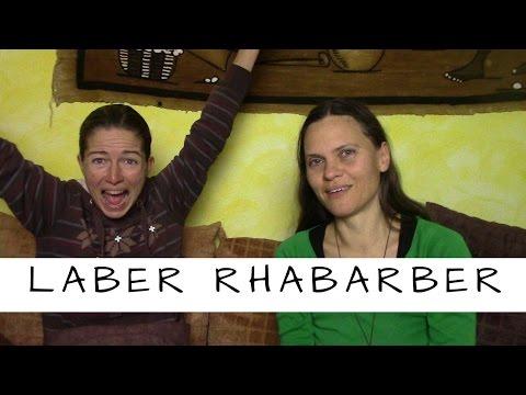 Laber Rhabarber mit Nadine Hagen  + witzigen Outtakes