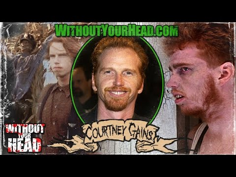 Courtney Gains of Children of the Corn Without Your Head