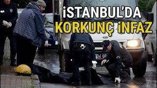 Istanbul'da kadın cinayeti son dakika