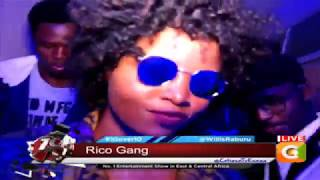 Rico Gang performance #10over10