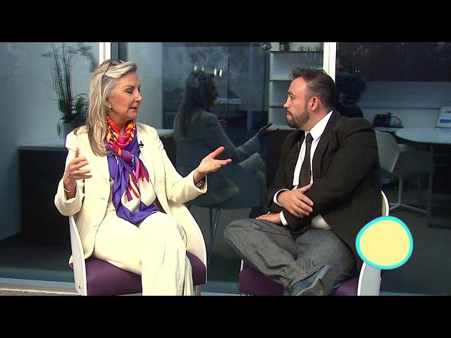 Gina Diez Barroso entrevista Parte 1