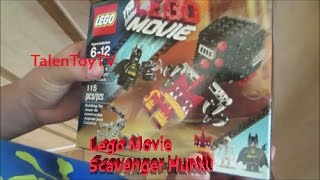 Lego Scavenger Hunt!!!