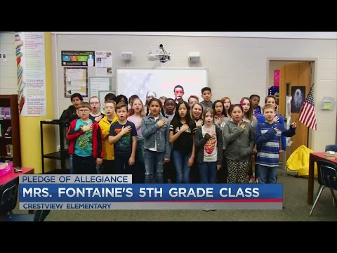 Mrs. Fontaines 5th Grade Class At Crestview Elementary