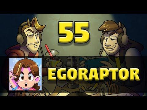 SuperMegaCast - EP 55: New York Times Minecrafters (w/ Egoraptor)