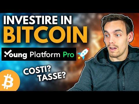 Comprare Bitcoin E Criptovalute In Italia? Young Platform PRO 🚀