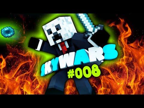 Minecraft: HYPIXEL Skywars #8 | PRESTONPLAYZ/TBNRFRAGS TEXTURE PACK! (Skywars: GOD CHEST!!!)