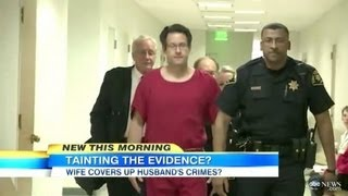 Lawyer Wife of Rape Suspect Covered for Him, Allegedly