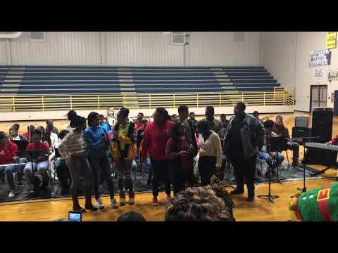 West Lowndes High School Choir