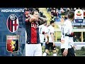 Resumo: Bologna 1-1 Genoa (10 Fevereiro 2019)
