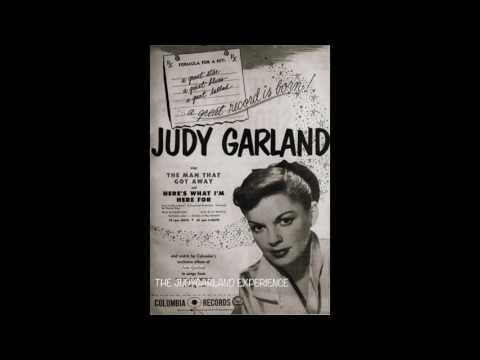 Judy garland the birthday of a king single version
