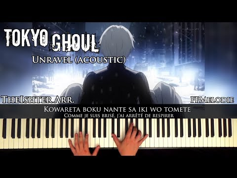 Tokyo Ghoul ~ Unravel (Acoustic) TheIshter arr.
